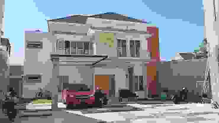 Rumah Tompean Oleh Chans Architect Modern