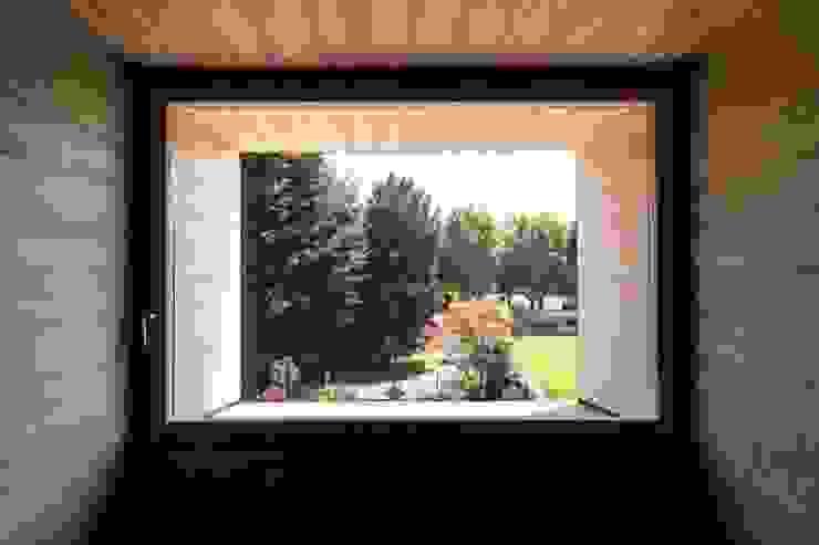 Fluido Arch - Studio di Architettura Modern study/office Wood Wood effect