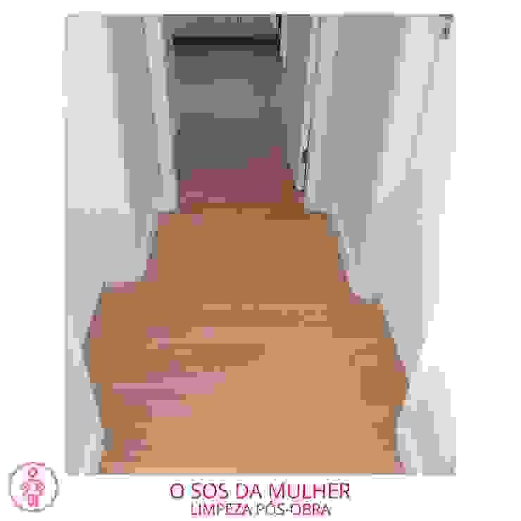 O SOS DA MULHER Paredes y pisos modernos