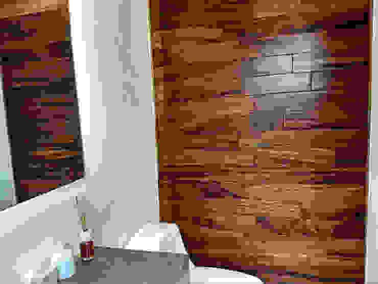 Raizcorteza Modern Bathroom Wood
