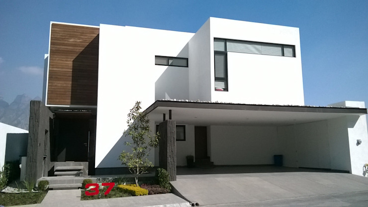 by OA arquitectura Minimalist