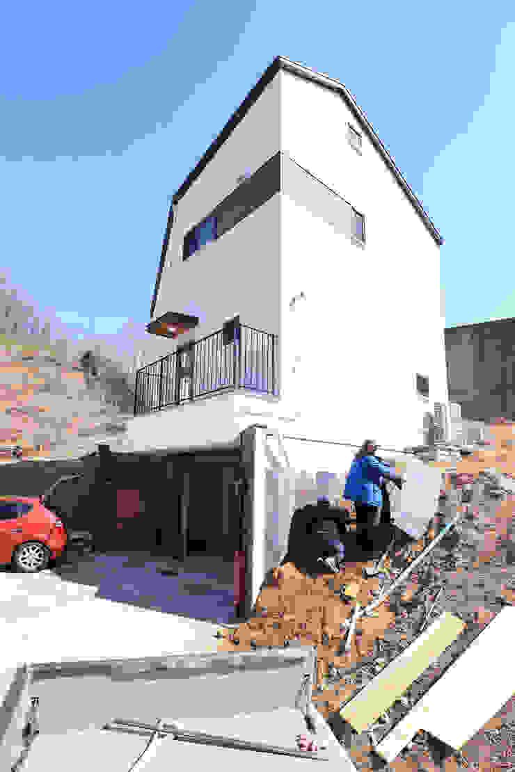 ChaeLee House by 소하 건축사사무소 SoHAA