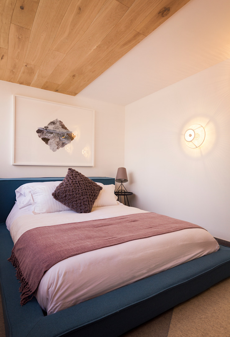 Bolefloor Dormitorios de estilo moderno
