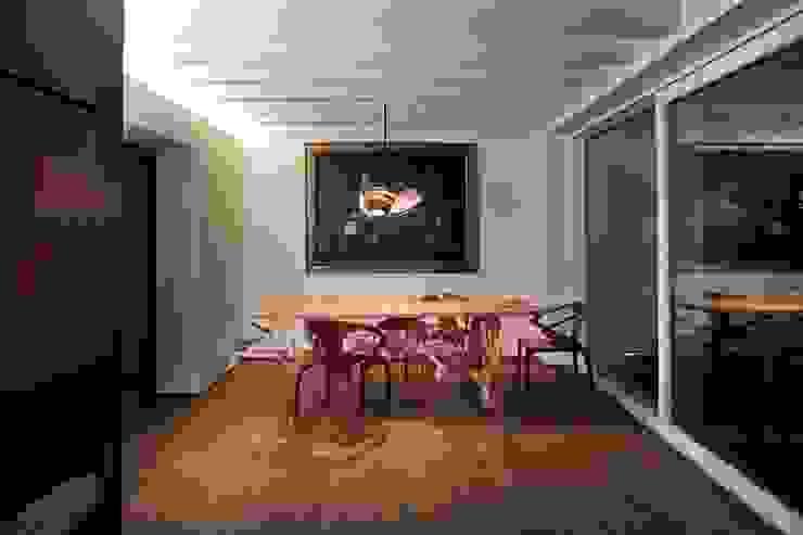 More Floors Per Forest Bolefloor Sala da pranzo moderna