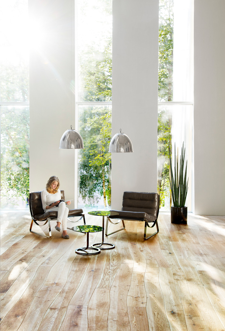 Bolefloor Salones de estilo moderno