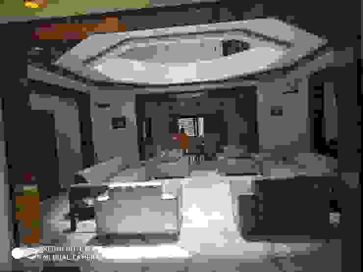 Shagun Jyoti 'A' DESIGN ASSOCIATES Modern living room