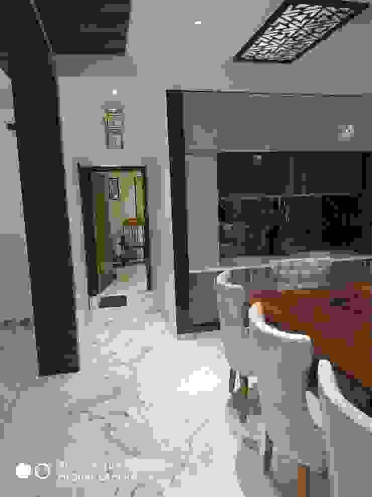 Shagun Jyoti 'A' DESIGN ASSOCIATES Modern dining room