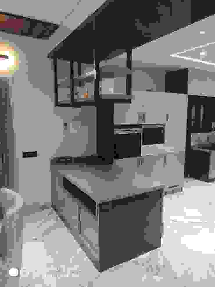 Shagun Jyoti 'A' DESIGN ASSOCIATES Modern kitchen