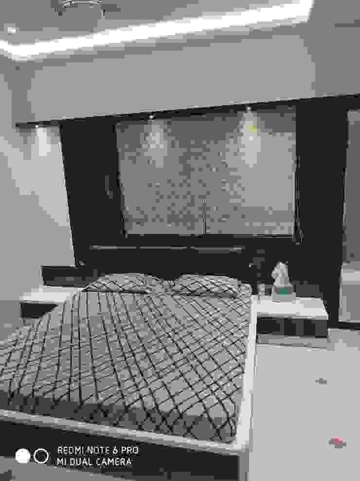 Shagun Jyoti 'A' DESIGN ASSOCIATES Modern style bedroom