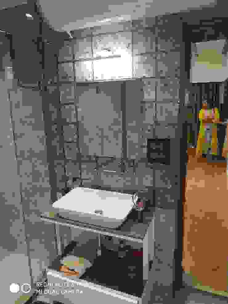 Shagun Jyoti 'A' DESIGN ASSOCIATES Modern bathroom