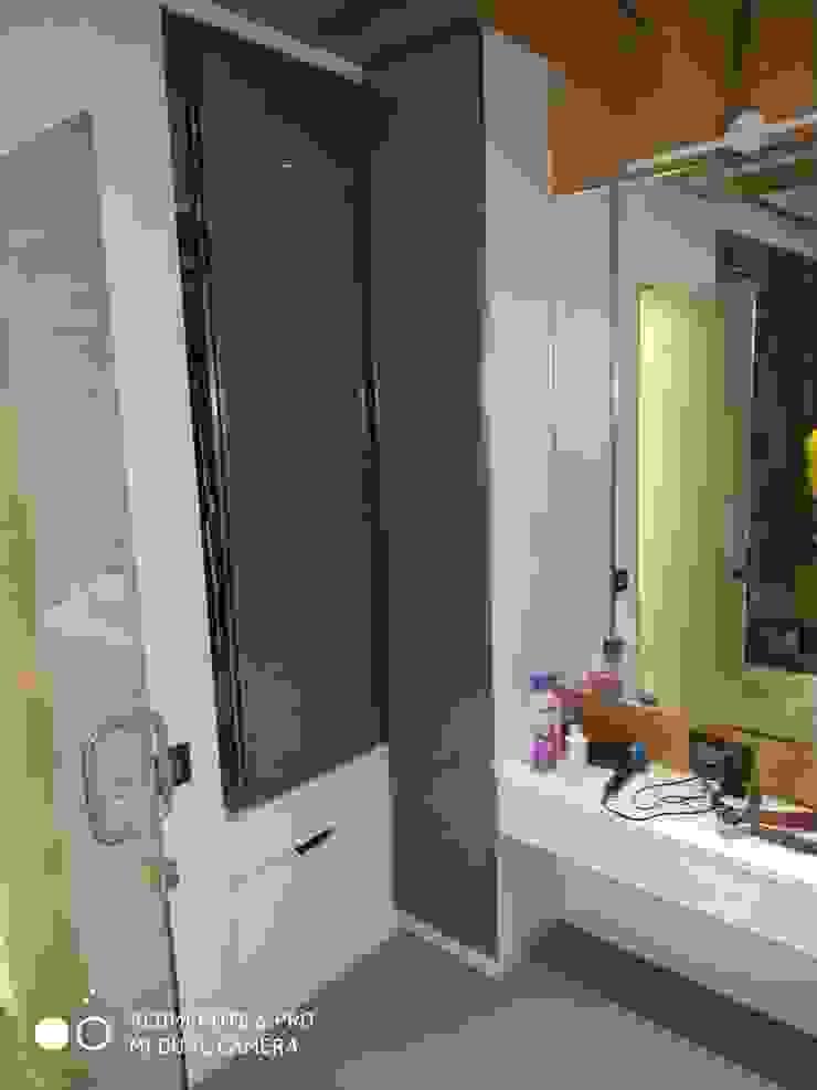 Shagun Jyoti 'A' DESIGN ASSOCIATES Modern dressing room