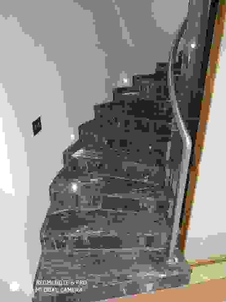 Shagun Jyoti 'A' DESIGN ASSOCIATES Stairs