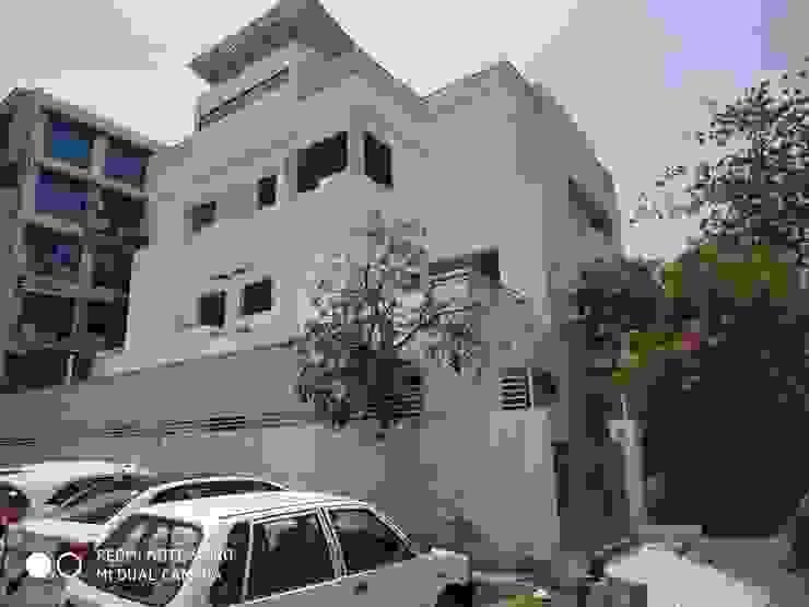 Shagun Jyoti 'A' DESIGN ASSOCIATES Modern houses