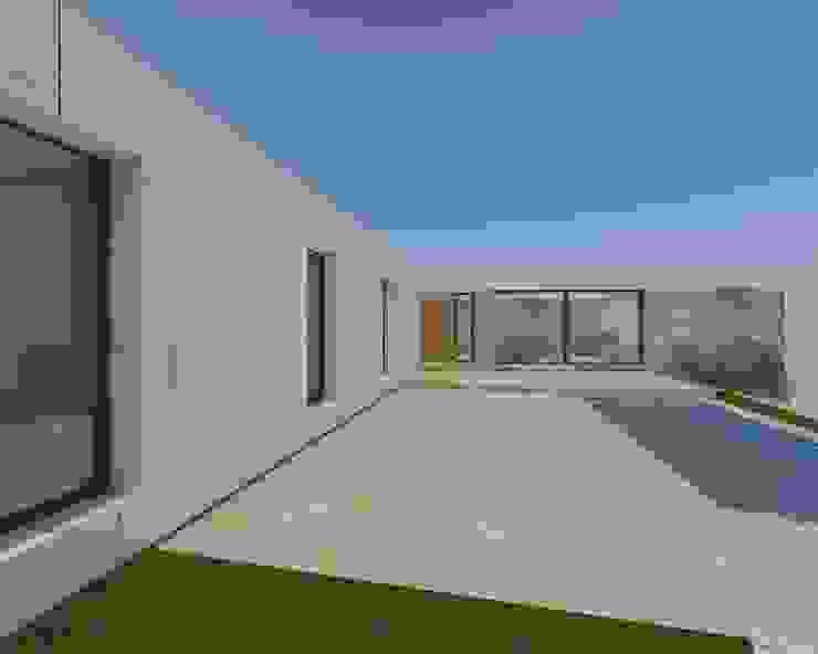 GomesAmorim Arquitetura Rumah Modern