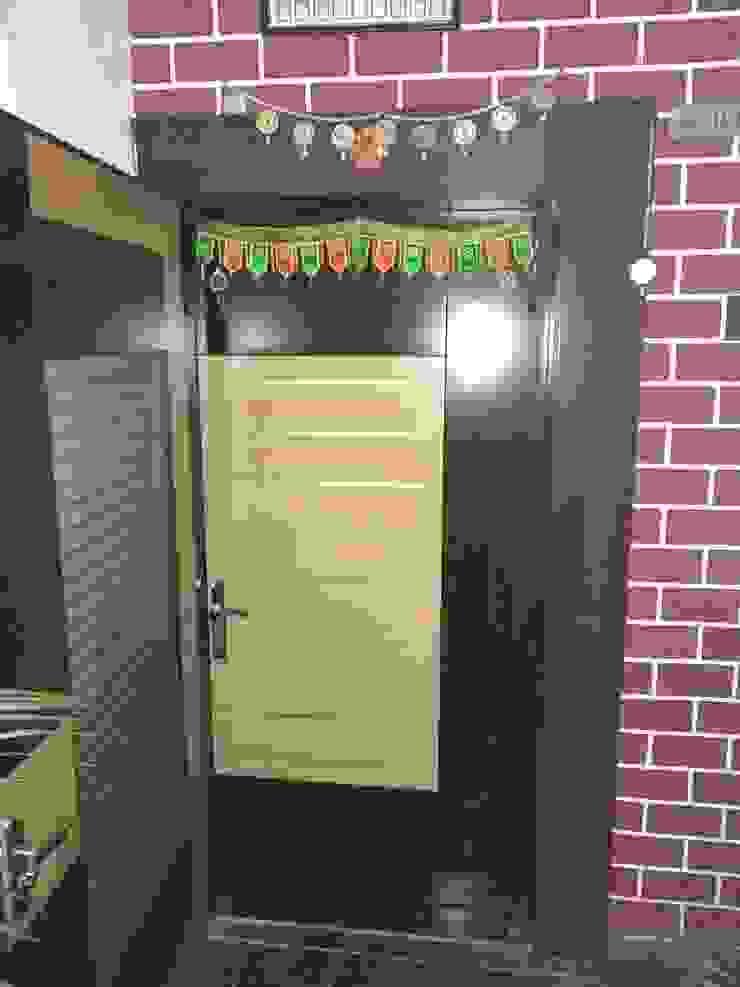 Ragiben 'A' DESIGN ASSOCIATES Modern style doors