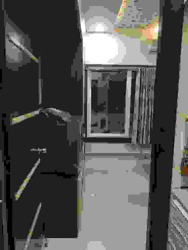 Ragiben 'A' DESIGN ASSOCIATES Modern style bedroom