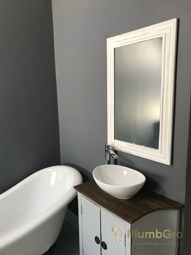 We specialise in Bathroom and Kitchen Renovations and Alterations, Geyser installations and repairs, new installations of points as well as general Plumbing maintenance. by PlumbGro