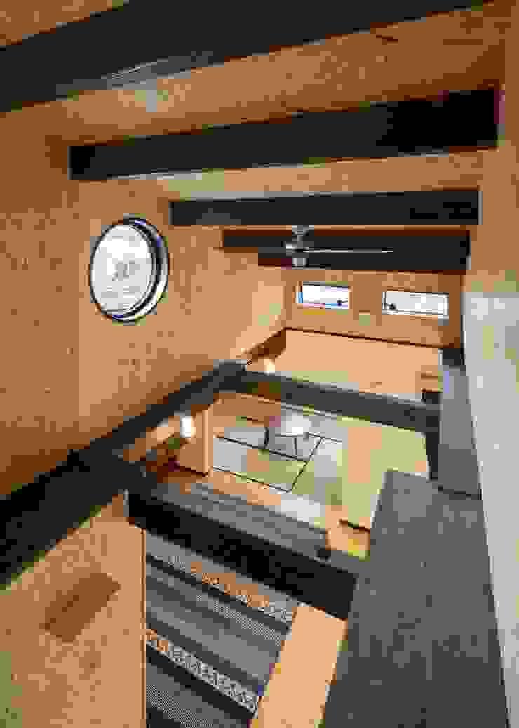 小栗建築設計室 Modern living room