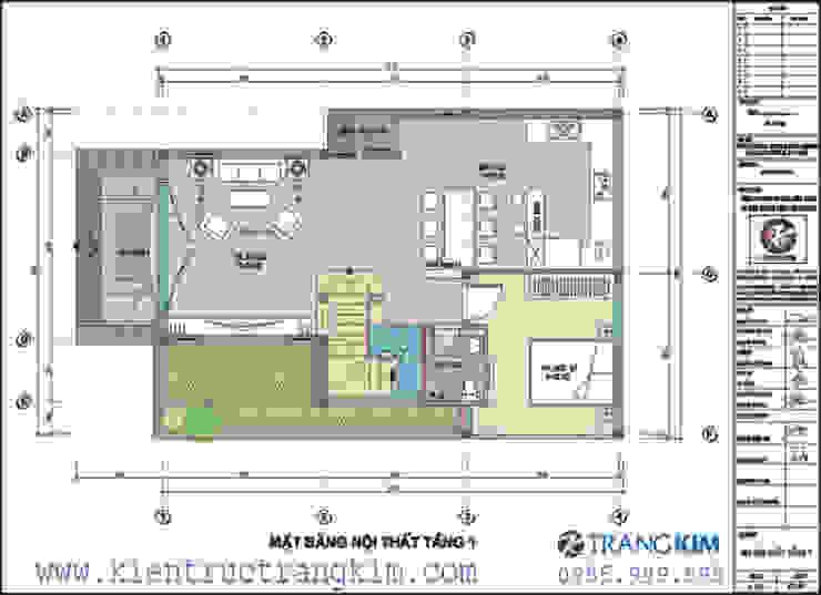 Kiến trúc Trang Kim Floors
