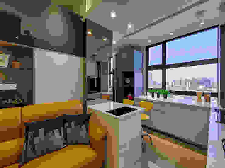 吧台 根據 你你空間設計 現代風