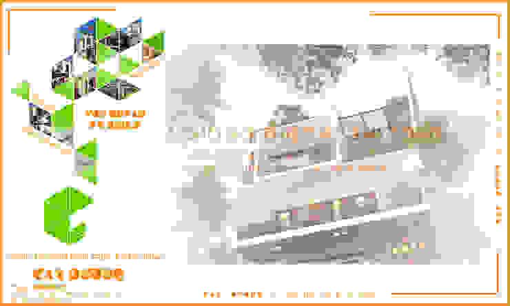 Công Ty TNHH Kiến Trúc Và Xây Dựng Cát Dương Modern hotels Concrete White