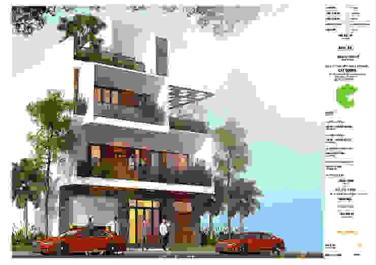 Công Ty TNHH Kiến Trúc Và Xây Dựng Cát Dương Modern hotels