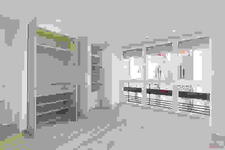 Loema Reformas Integrales Madrid Minimalist bedroom White