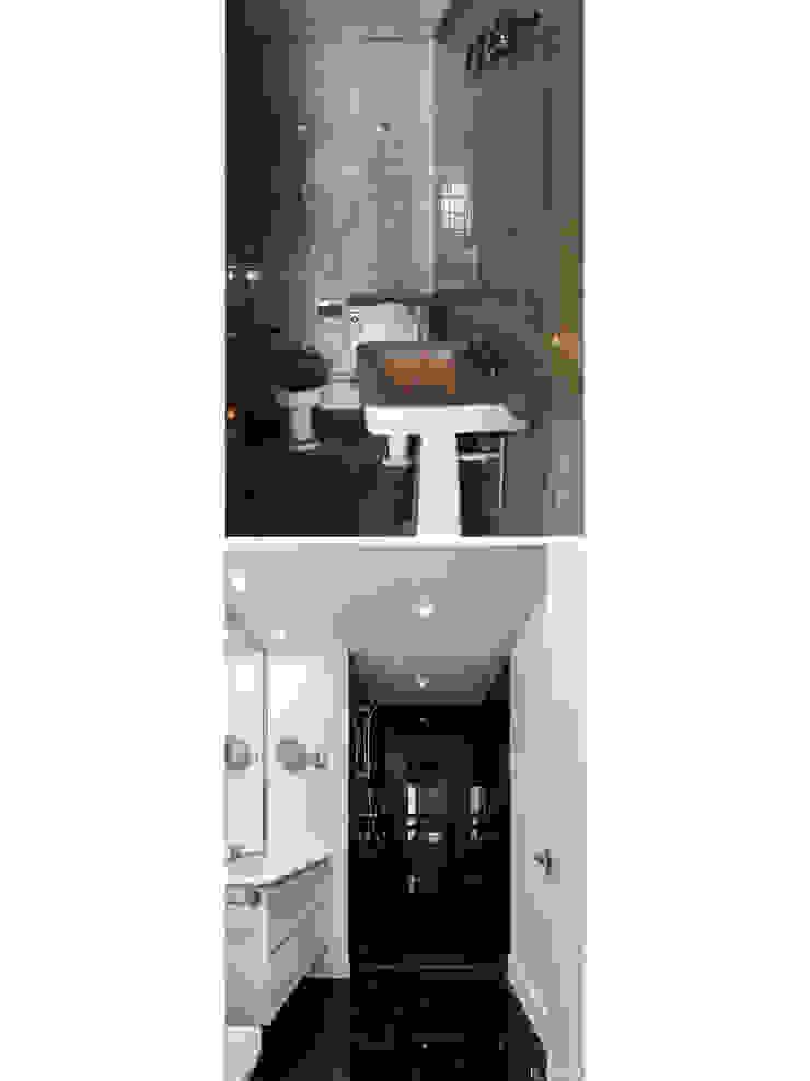 Loema Reformas Integrales Madrid Minimalist style bathroom White