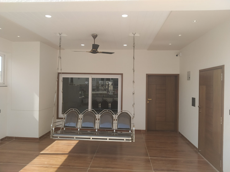Krishbhai's Completed Project by 'A' DESIGN ASSOCIATES Modern