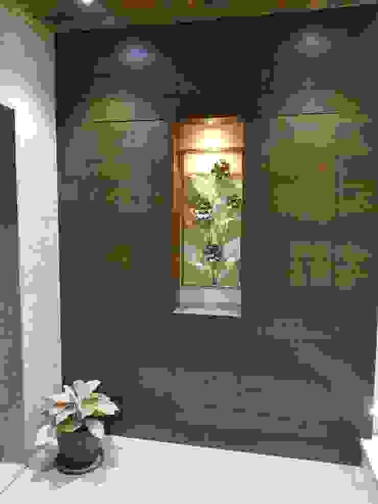 Krishbhai's Completed Project 'A' DESIGN ASSOCIATES Modern walls & floors