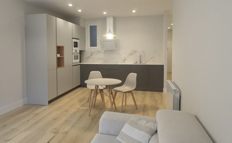 Hiruki studio Built-in kitchens
