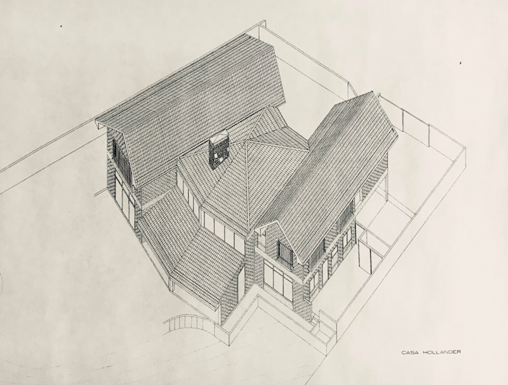 OMAR SEIJAS, ARQUITECTO Single family home