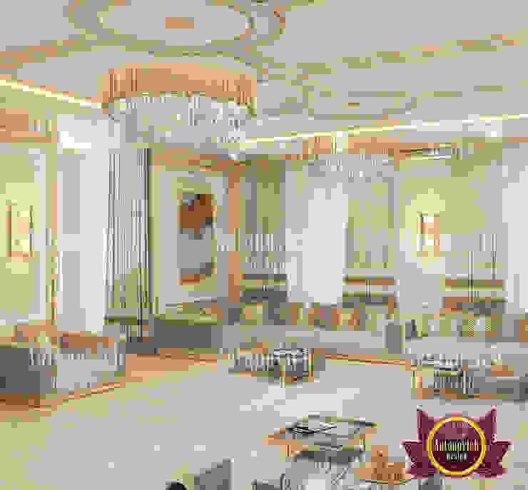 Top Interior Design Company Dubai by Luxury Antonovich Design