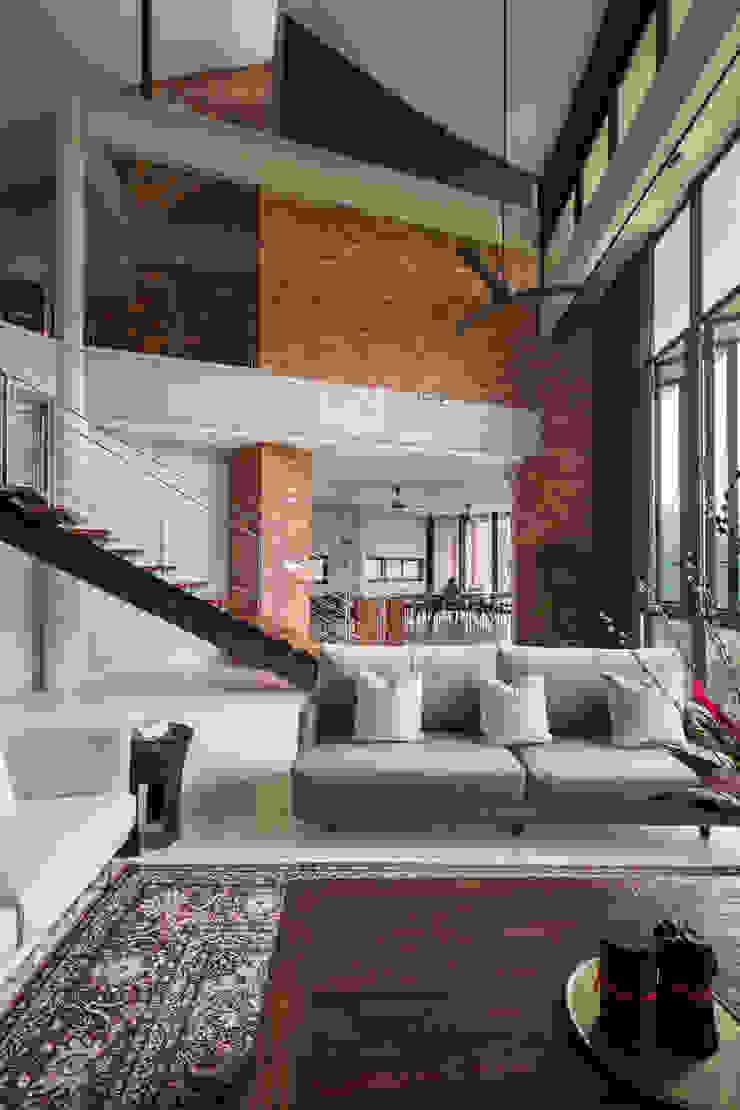 Living Room MJ Kanny Architect Living room