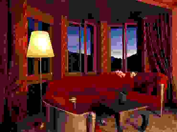 Blu dipinto di Blu โรงแรม Red