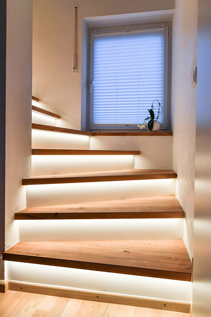 stairway renovation edictum - UNIKAT MOBILIAR Stairs Wood Beige