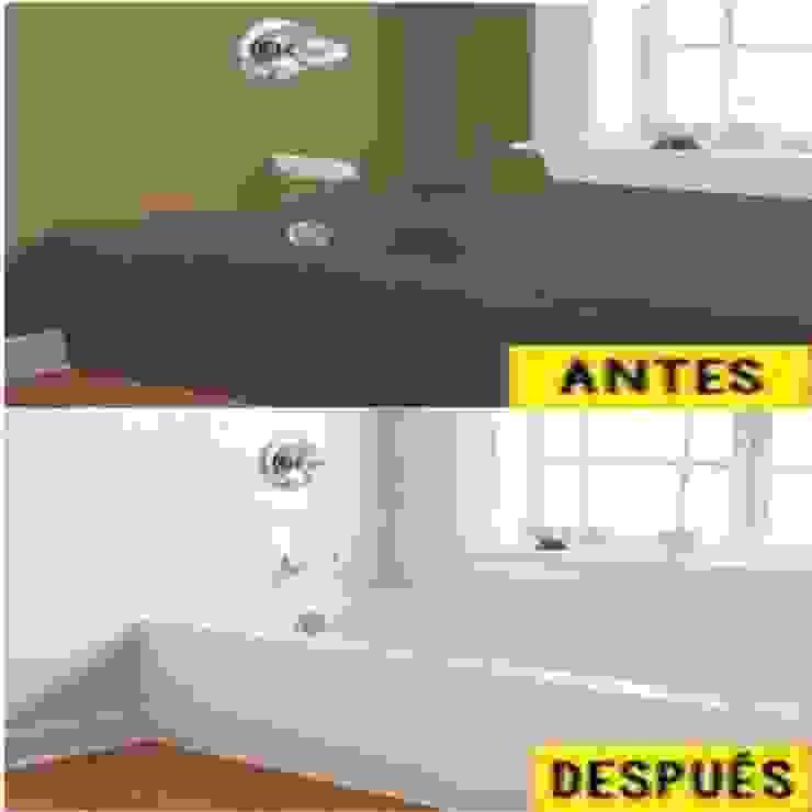 Paso a paso para una espectacular renovación completa de tu baño de Amante del Bricolaje