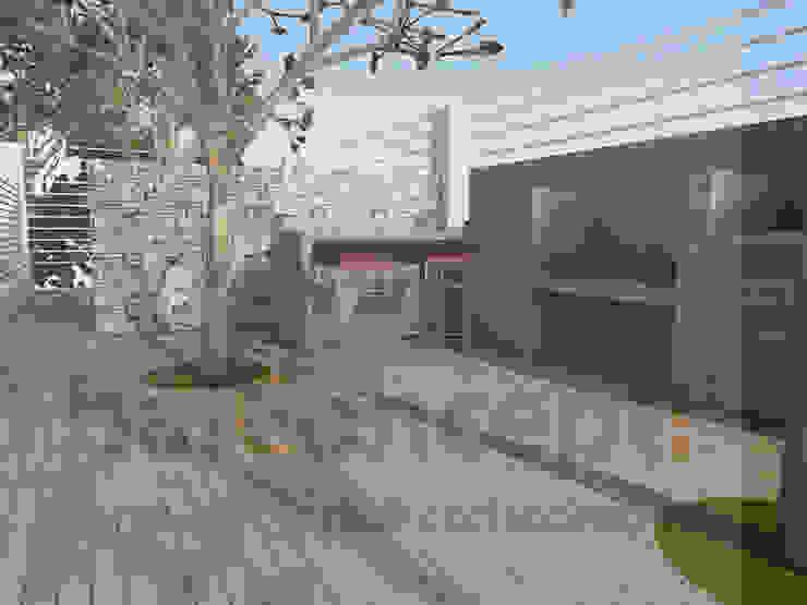 balConcept SpA Balkon, Beranda & Teras Gaya Mediteran