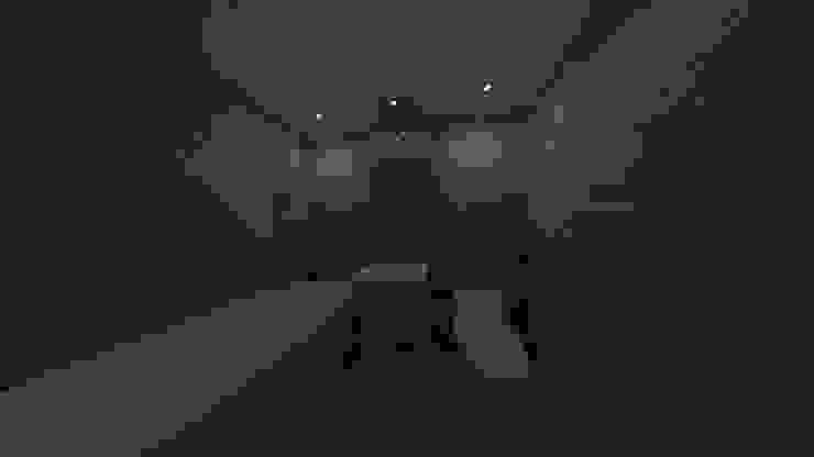 경희궁자이 게스트화장실 모던스타일 욕실 by studio FOAM Architects 모던