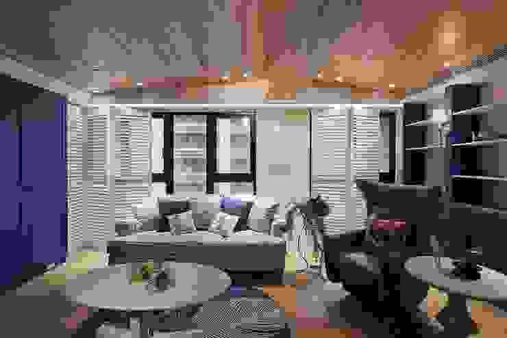 天花板_沙發背牆 根據 趙玲室內設計 鄉村風