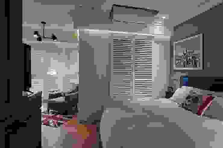 男孩房 根據 趙玲室內設計 鄉村風