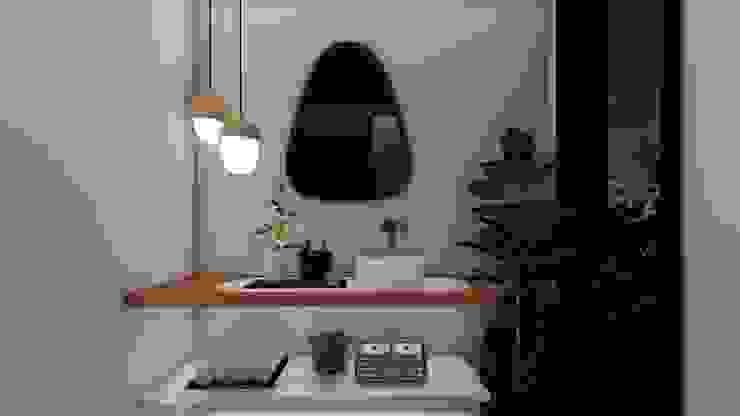 Studio Ideação Вбиральня Кварц