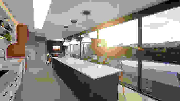 Studio Ideação Кухня MDF