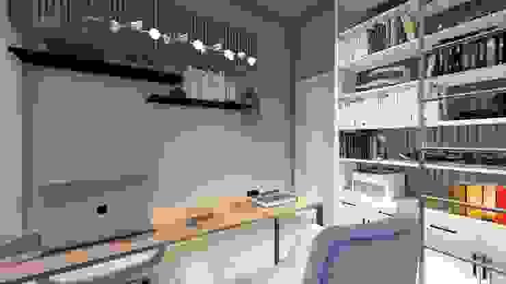 Studio Ideação Офіс MDF