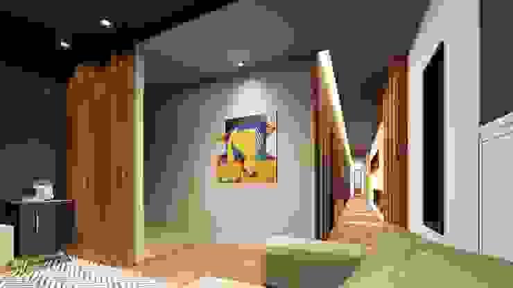 Casa Umami Studio Ideação Pavimentos Madeira
