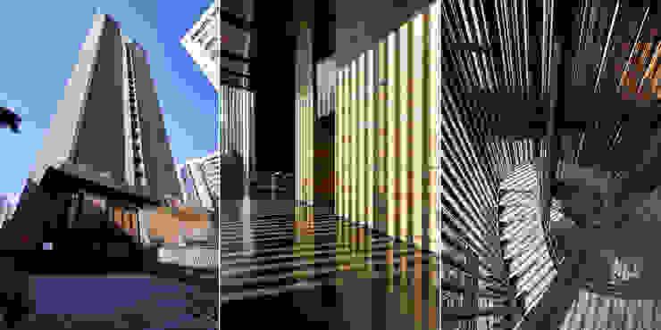 興富發建設股份有限公司– 台北松江一號院 根據 水硯室內裝修設計工程有限公司 工業風 鐵/鋼