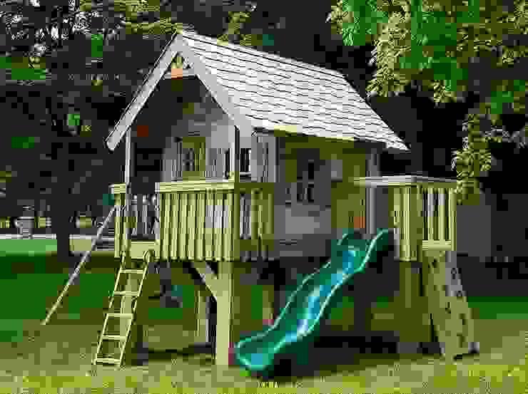 Casita Bird de House Muebles Infantiles Moderno Madera Acabado en madera