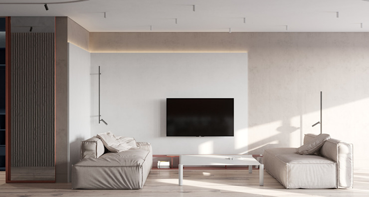 he.d group Salon minimaliste