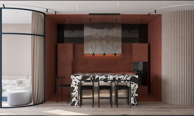 he.d group Kitchen