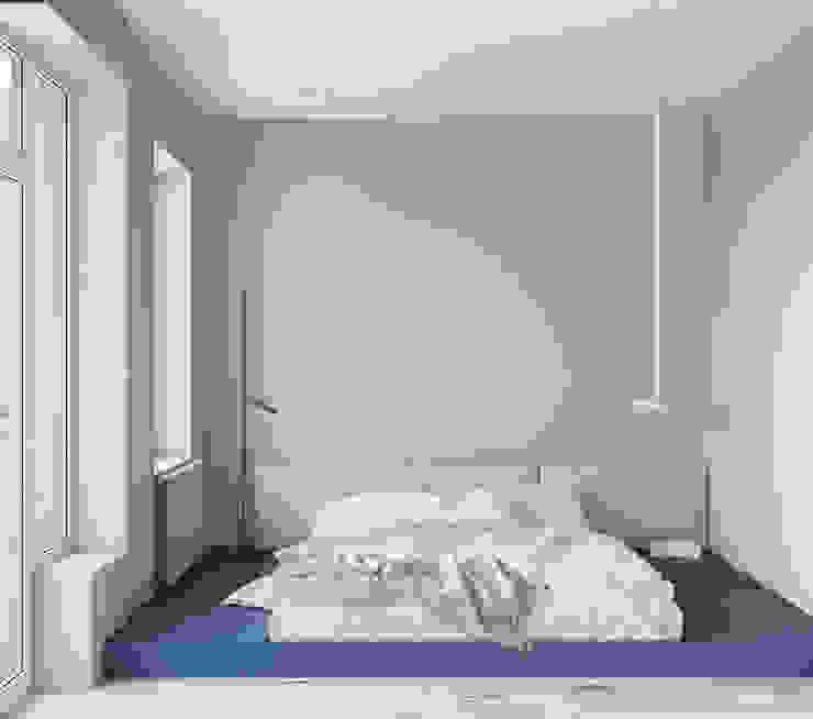 he.d group Chambre minimaliste